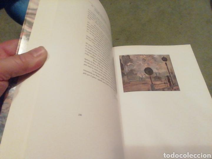 Libros de segunda mano: Claude Monet. 1840 1926. Expo 1986. Museo de arte contemporáneo. - Foto 2 - 206806873
