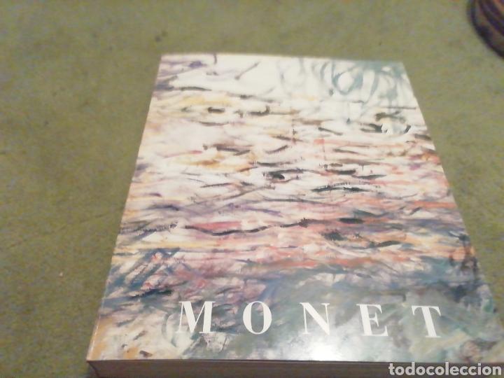 CLAUDE MONET. 1840 1926. EXPO 1986. MUSEO DE ARTE CONTEMPORÁNEO. (Libros de Segunda Mano - Bellas artes, ocio y coleccionismo - Pintura)