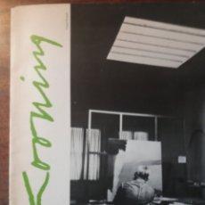 Libros de segunda mano: MONOGRAFÍA W. DE KOONING 1979. Lote 206923846