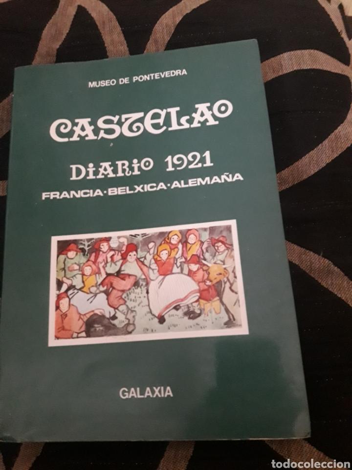 CASTELAO, DIARIO 1921 (Libros de Segunda Mano - Bellas artes, ocio y coleccionismo - Pintura)