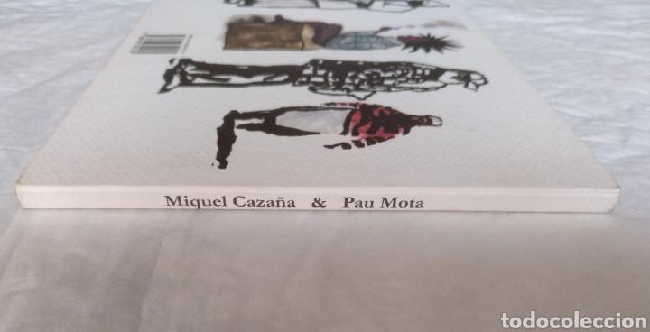 Libros de segunda mano: De Barcelona al món. Il.lustracions Miquel Cazaña. Textos Pau Mota. Pròleg Arcadi Oliveres. Libro - Foto 8 - 207121120