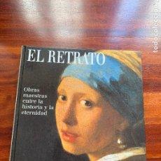 Libri di seconda mano: EL RETRATO STEFFANO ZUFFI ELECTA 2000 1ª EDICIÓN PERFECTO ESTADO. Lote 207702445