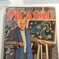 Libros de segunda mano: AVENTURA Y GENIO DE PICASSO. D.PORZIO Y M.VALSECCHI. 1973. ED ARGOS. Lote 207717900