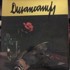 Libros de segunda mano: DURANCAMPS, PINTURA / PAINTING, EDITORIAL JUVENTUD, PRIMERA ED. 1972. Lote 208200257