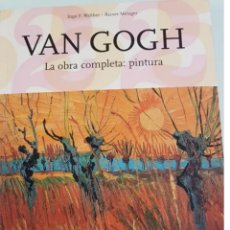 Libros de segunda mano: VAN GOGH LA OBRA COMPLETA.PINTURA TASCHEN. Lote 208476052