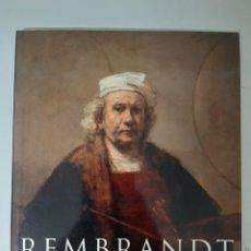 Libros de segunda mano: REMBRANDT, 16006-1669, EL ENIGMA DE LA VISION DEL CUADRO, MICHAEL BOCKEMUHL, PINTURA, TASCHEN, 2007. Lote 208670957