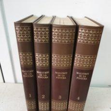 Libros de segunda mano: MAESTROS DE LA PINTURA 1973. Lote 208814582
