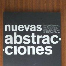 Livres d'occasion: NUEVAS ABSTRACCIONES / CATÁLOGO 1996. Lote 206574480