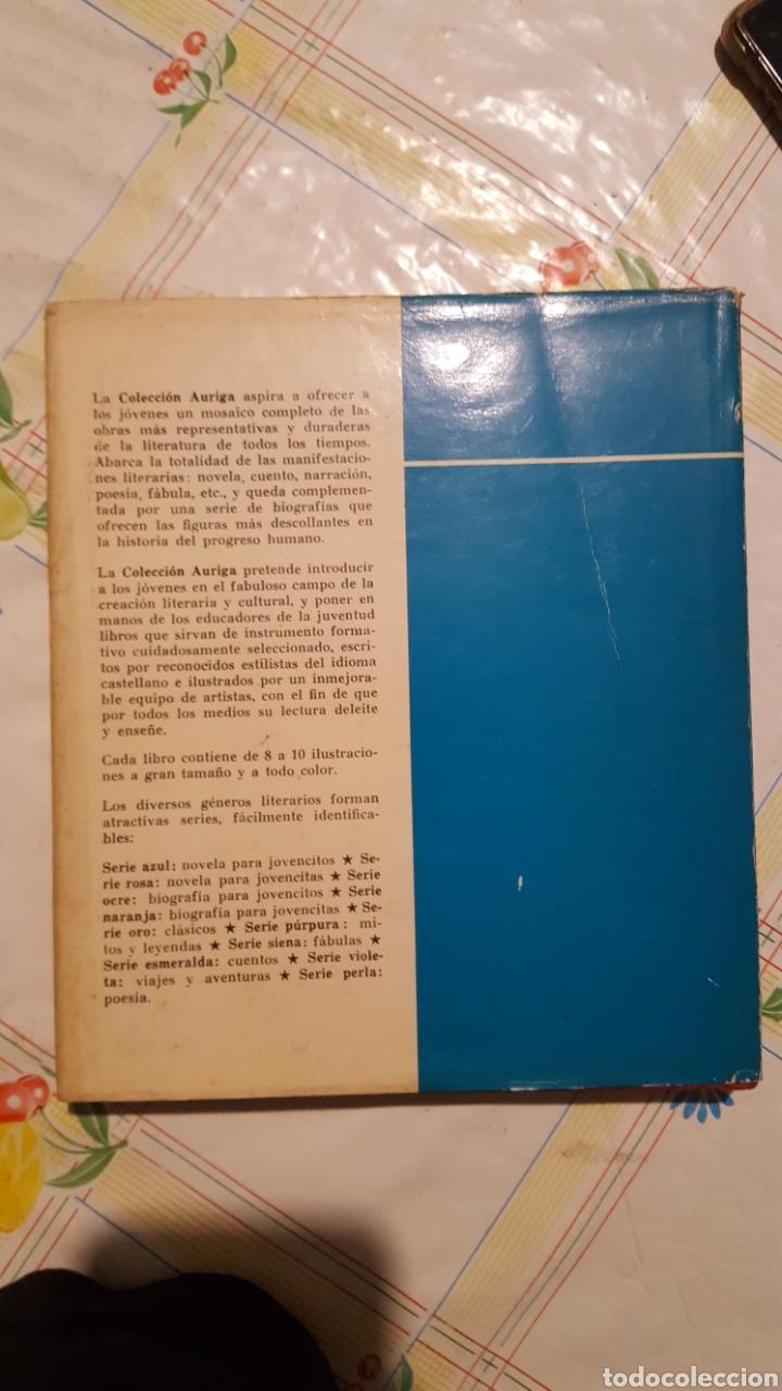 Libros de segunda mano: Libro - LAS MINAS DEL REY SALOMÓN, AURIGA SERIE, EDICIONES I.D.A.G, 1ª EDICIÓN, AÑO 1964 - Foto 2 - 208888197