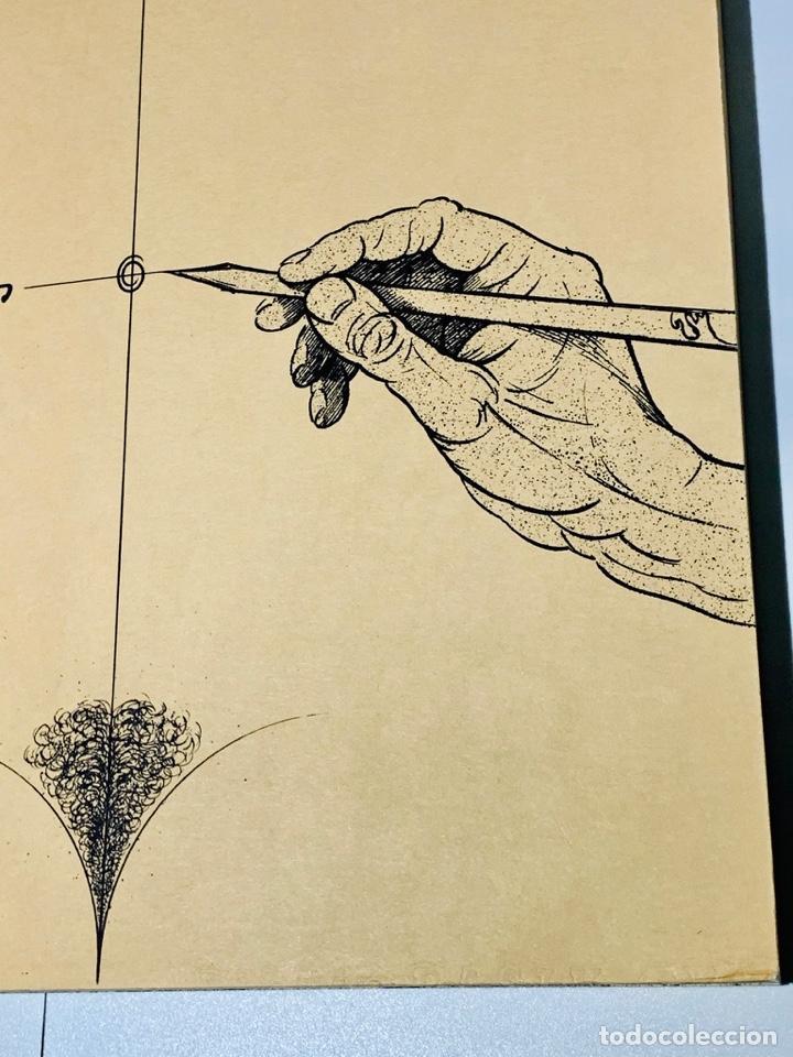 Libros de segunda mano: Camilo José Cela - Subirachs. Álbum de Taller. Ambig. 1era Ed. 1981. Numerado. Con factura de época. - Foto 5 - 208935193