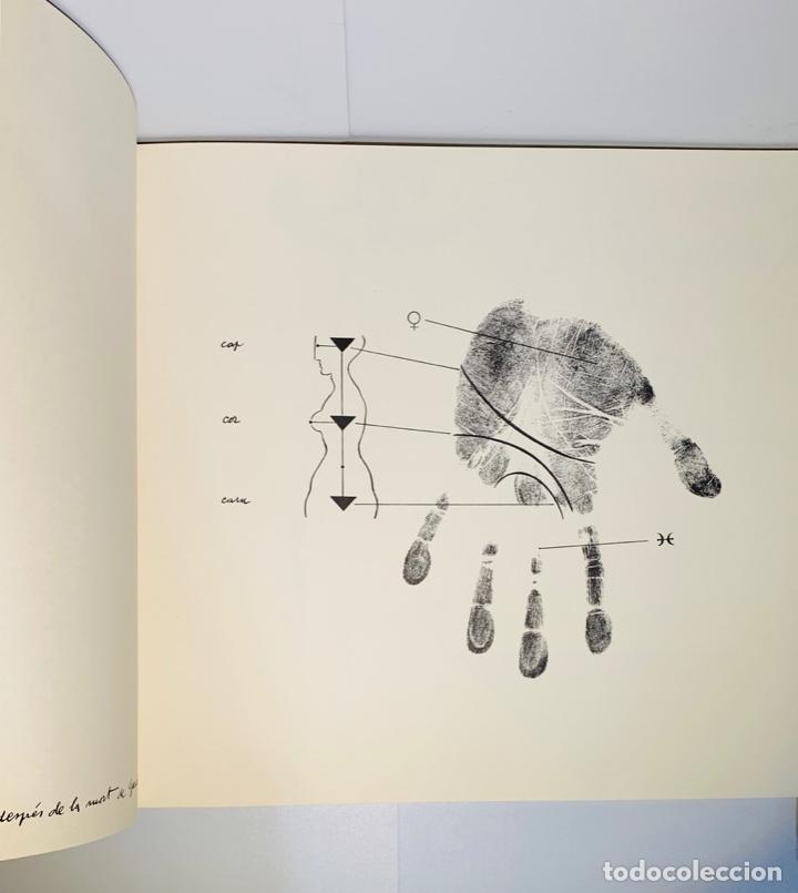 Libros de segunda mano: Camilo José Cela - Subirachs. Álbum de Taller. Ambig. 1era Ed. 1981. Numerado. Con factura de época. - Foto 12 - 208935193