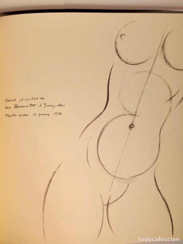 Libros de segunda mano: Camilo José Cela - Subirachs. Álbum de Taller. Ambig. 1era Ed. 1981. Numerado. Con factura de época. - Foto 16 - 208935193