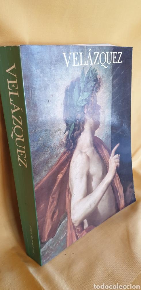 CATÁLOGO DE LA EXPOSICIÓN ANTOLÓGICA DE VELÁZQUEZ EN EL MUSEO DEL PRADO (1990) (Libros de Segunda Mano - Bellas artes, ocio y coleccionismo - Pintura)