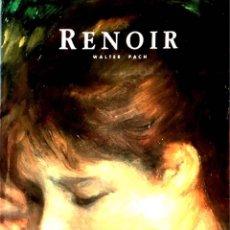Libros de segunda mano: RENOIR. WALTER PACH.. Lote 209034008