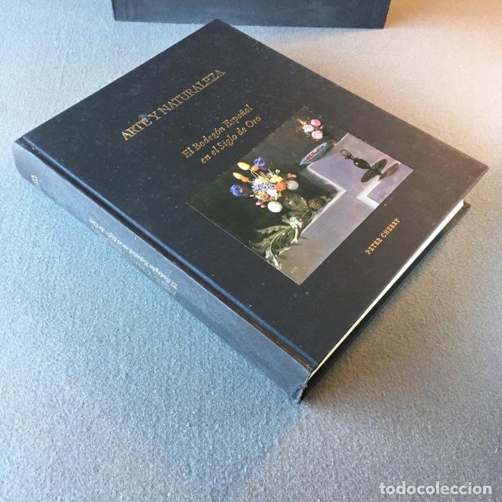 Libros de segunda mano: Arte y Naturaleza. El Bodegón Español en el Siglo de Oro. Peter Cherry. - Foto 4 - 209035525