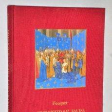 Libros de segunda mano: MINIATURAS PARA LAS GRANDES CRÓNICAS. Lote 209174822