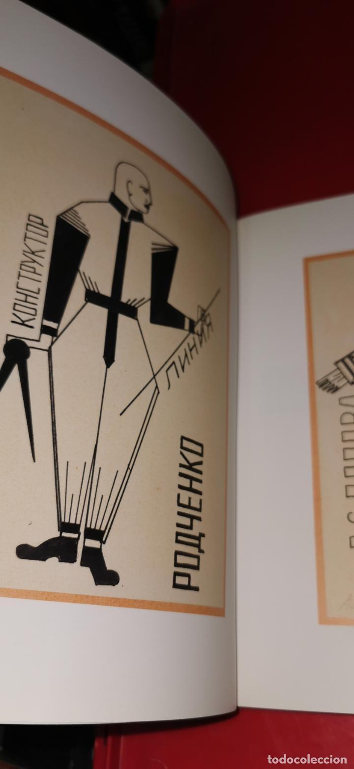Libros de segunda mano: Rodchenko y Popova . Definiendo el constructivismo Reina Sofía .2009 - Foto 6 - 217572106