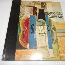 Libros de segunda mano: PIERRE DAIX DIARIO DEL CUBISMO Q1461A. Lote 209749842