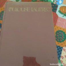 Libros de segunda mano: TOULOUSE LAUTREC (BOURET, JEAN) PRPM 26. Lote 209776915