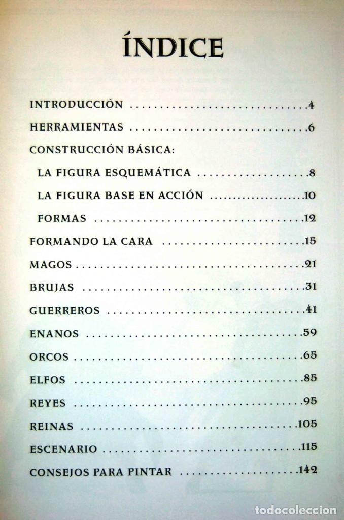 Libros de segunda mano: DIBUJAR MAGOS GUERREROS ORCOS Y ELFOS. STEVE. BEAUMONT -Editorial TASCHEN BENEDIKT - Foto 3 - 210022532