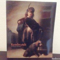 Libros de segunda mano: REMBRANDT. PINTOR DE HISTORIAS. MUSEO DEL PRADO.. Lote 210045443