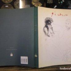 Libros de segunda mano: ARTE - CATALOGO ' PICASO SUITE VOLLARD ' , EDI TURNER,COLECCION I.C.O. 1991 30CM + INFO. Lote 249533240