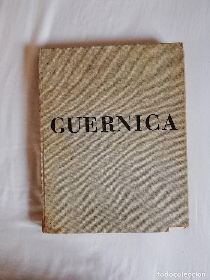 GUERNICA - JUAN LARREA (Libros de Segunda Mano - Bellas artes, ocio y coleccionismo - Pintura)