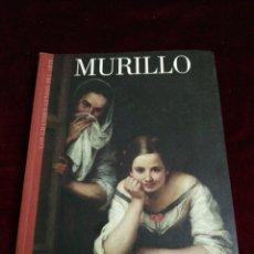 Libros de segunda mano: MURILLO. LOS GRANDES GENIOS DEL ARTE. BIBLIOTECAS DEL MUNDO. AÑO 2004. Lote 210731161