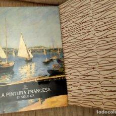 Libros de segunda mano: LA PINTURA FRANCESA EL SIGLO XIX SKIRA. Lote 210751370