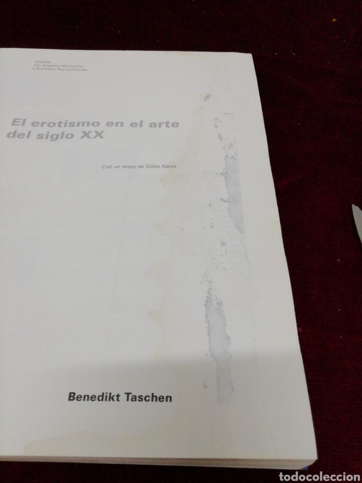 Libros de segunda mano: El erotismo en el arte del aiglo XX. Benedikt Taschen. Año 1981 - Foto 4 - 210933139