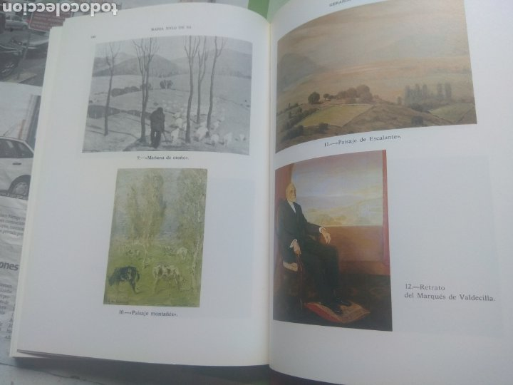 Libros de segunda mano: GERARDO DE ALVEAR - PRIMER CENTENARIO DE SU MUERTE - MARIA EALO DE SA - PINTOR DE CANTABRIA - 1989 - Foto 3 - 211453102