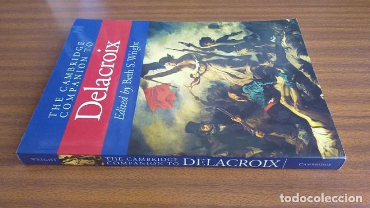 THE CAMBRIDGE COMPANION TO DELACROIX (Libros de Segunda Mano - Bellas artes, ocio y coleccionismo - Pintura)