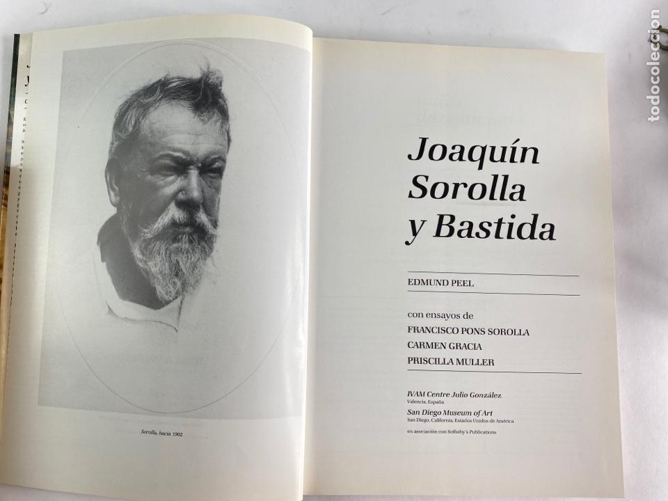 Libros de segunda mano: L-5531. JOAQUIN SOROLLA Y BASTIDA. EDMUND PEEL. 1989. - Foto 2 - 211877380