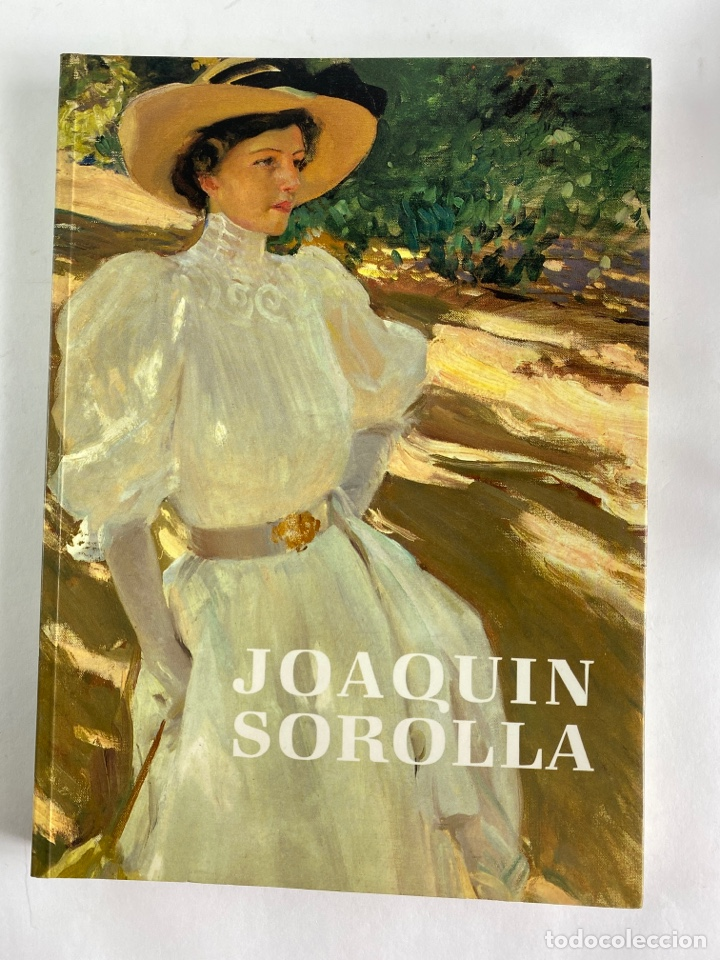 L-5531. JOAQUIN SOROLLA Y BASTIDA. EDMUND PEEL. 1989. (Libros de Segunda Mano - Bellas artes, ocio y coleccionismo - Pintura)