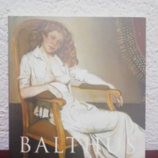Libros de segunda mano: BALTHUS. EDITORIAL TASCHEN. Lote 212068432