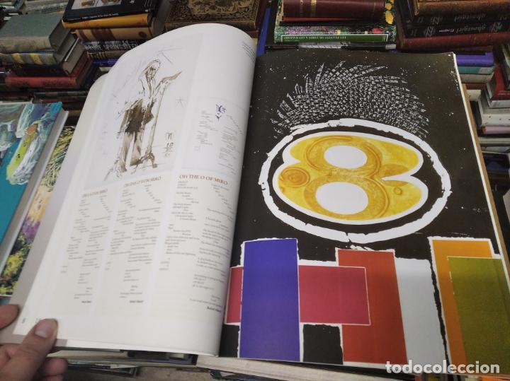 Libros de segunda mano: EL MIRÓ INVISIBLE. VEINTE VISIONES DE UN VISIONARIO POR NILS BURWITZ. NUMERADO Y FIRMA DE BURWITZ - Foto 8 - 212152732