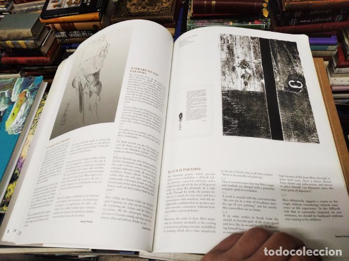 Libros de segunda mano: EL MIRÓ INVISIBLE. VEINTE VISIONES DE UN VISIONARIO POR NILS BURWITZ. NUMERADO Y FIRMA DE BURWITZ - Foto 9 - 212152732