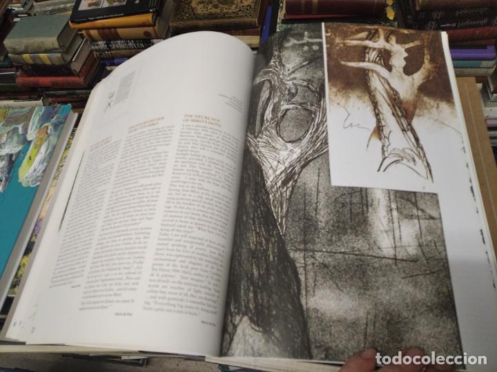 Libros de segunda mano: EL MIRÓ INVISIBLE. VEINTE VISIONES DE UN VISIONARIO POR NILS BURWITZ. NUMERADO Y FIRMA DE BURWITZ - Foto 10 - 212152732