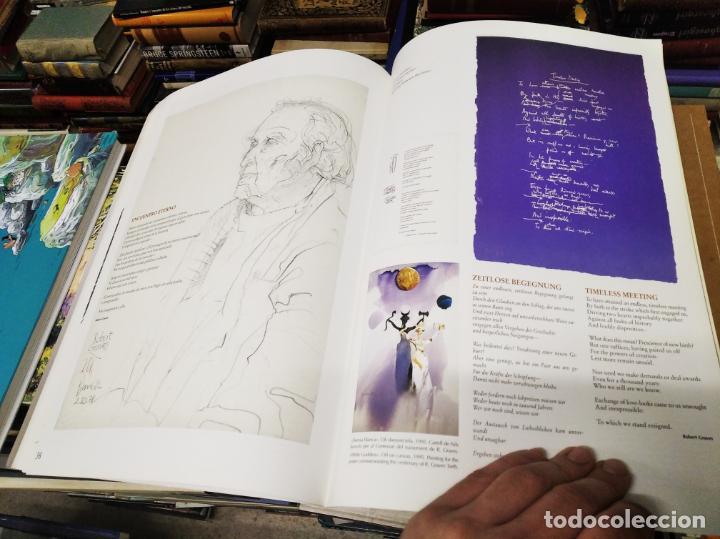 Libros de segunda mano: EL MIRÓ INVISIBLE. VEINTE VISIONES DE UN VISIONARIO POR NILS BURWITZ. NUMERADO Y FIRMA DE BURWITZ - Foto 11 - 212152732