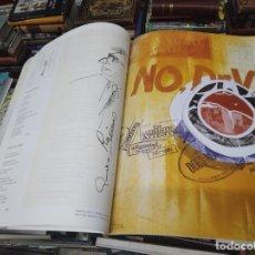 Libros de segunda mano: EL MIRÓ INVISIBLE. VEINTE VISIONES DE UN VISIONARIO POR NILS BURWITZ. NUMERADO Y FIRMA DE BURWITZ. Lote 212152732