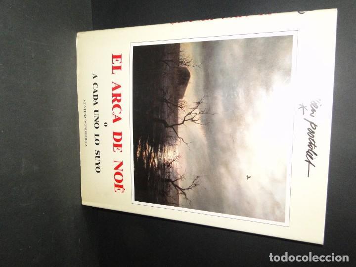 Libros de segunda mano: EL ARCA DE NOÉ O CADA UNO A LO SUYO .- POORTVLIET, RIEN - Foto 2 - 212229626