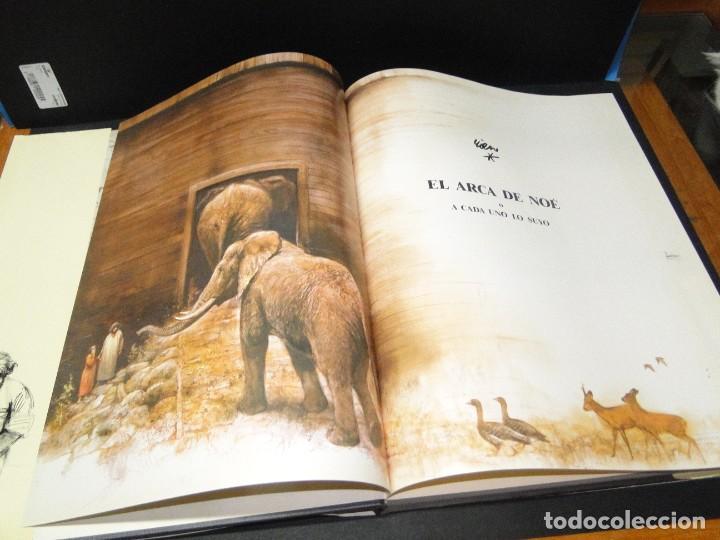 Libros de segunda mano: EL ARCA DE NOÉ O CADA UNO A LO SUYO .- POORTVLIET, RIEN - Foto 4 - 212229626