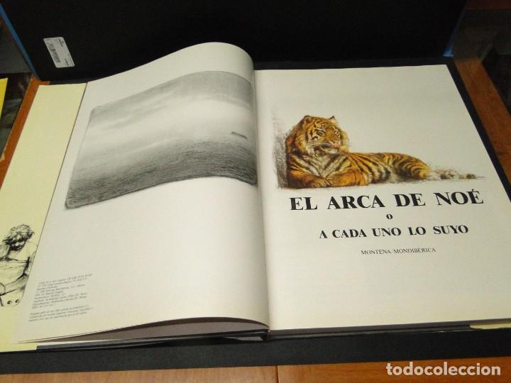 Libros de segunda mano: EL ARCA DE NOÉ O CADA UNO A LO SUYO .- POORTVLIET, RIEN - Foto 5 - 212229626