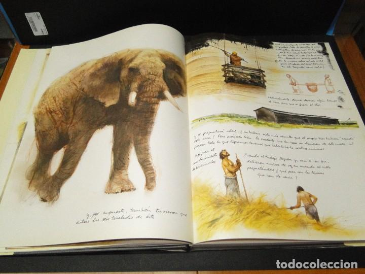 Libros de segunda mano: EL ARCA DE NOÉ O CADA UNO A LO SUYO .- POORTVLIET, RIEN - Foto 8 - 212229626