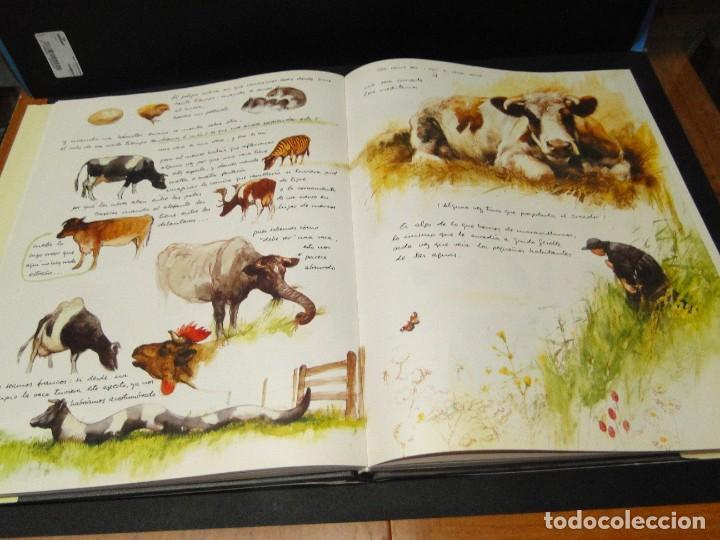 Libros de segunda mano: EL ARCA DE NOÉ O CADA UNO A LO SUYO .- POORTVLIET, RIEN - Foto 10 - 212229626