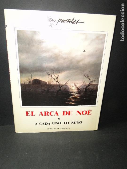 EL ARCA DE NOÉ O CADA UNO A LO SUYO .- POORTVLIET, RIEN (Libros de Segunda Mano - Bellas artes, ocio y coleccionismo - Pintura)