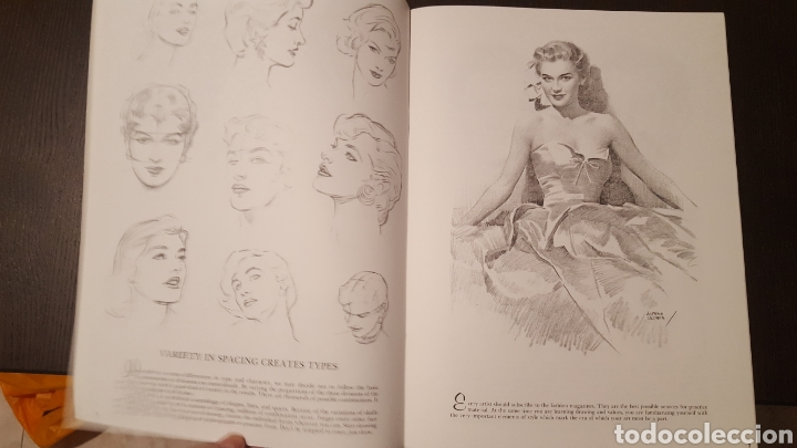 Libros de segunda mano: Lote - Libros Andrew Loomis - How to draw and paint - Walter Foster - Heads 2 - Figures in action - Foto 11 - 212727332