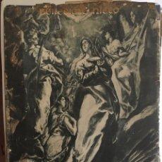 Libros de segunda mano: LA ASUNCION DE LA VIRGEN EN EL ARTE - BENEDICTO NIETO - 1950 - 197P. + 269 ILUSTRACIONES - 25X18. Lote 212886898