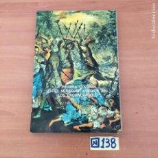 Livros em segunda mão: LA PINTURA COLONIAL EN EL MUSEO DE AMÉRICA. Lote 213031471