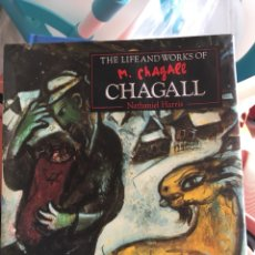 Libros de segunda mano: MARC CHAGAL: NATHANIEL HARRIS -ENGLISH-. Lote 213064807